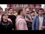 #НашГимн на Красной Площади. Принимаем участие в акции!