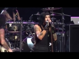 APMAs 2015- Black Veil Brides perform Faithless and Rebel Yell