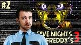 Прохождение Five Nights At Freddy's 3 #2 Ночь 3