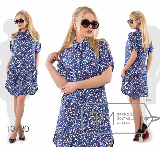 Платье № 10730