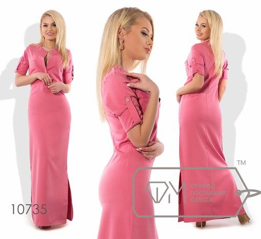 Платье № 10735