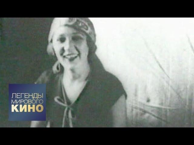 Легенды мирового кино Мэри Пикфорд