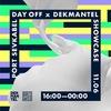DAY OFF x DEKMANTEL