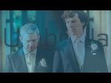 Umbrella Johnlock Sherlock BBC