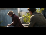 Maze Runner_ The Death Cure Exclusive Deleted Scene w_ Cast Q