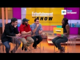 11августа 2017| Entertainment Weekly The Show, Нью-Йорк