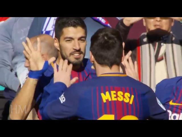 Real Madrid vs Barcelona 0 - 3 / All Golas Highlights / 23.12.2017