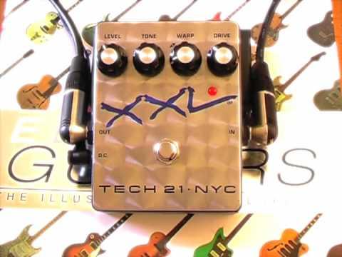 Tech 21 XXL Original - humbucker