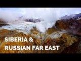 Hiking a Russian Volcano in Siberia's Wild Kamchatka