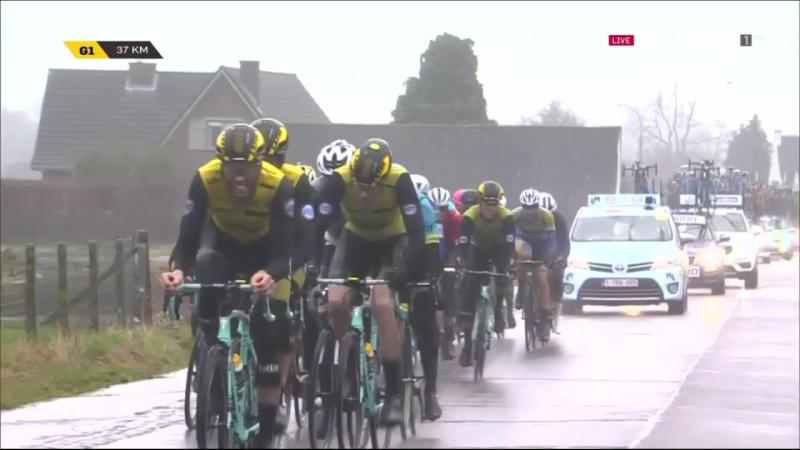 Dwars door Vlaanderen 2018