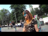 #ВФК -Ростов-на-Дону , Арт- проект ''Вместе зажигаем'' 12 мая 2018