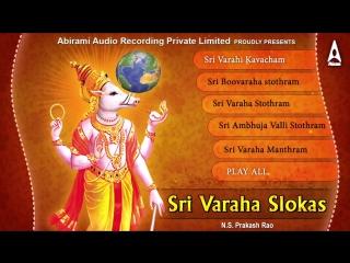 Sri Varaha Slokas, Songs Of Sri Varahi - Devotional Songs Meditation