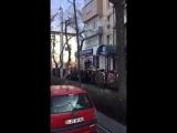 километровая очередь на выборы, Кыргызстан, Бишкек, я в шоке...