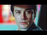 Alain Delon - L'Appel aux Toujours ('Cry for Eternity' by Bruno Pelletier) with lyrics