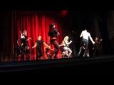 2016.04.18 - Московский Бродвей   Broadway Dreams Foundation  Cabaret Максим Косолапов  Welcome To The Cabaret