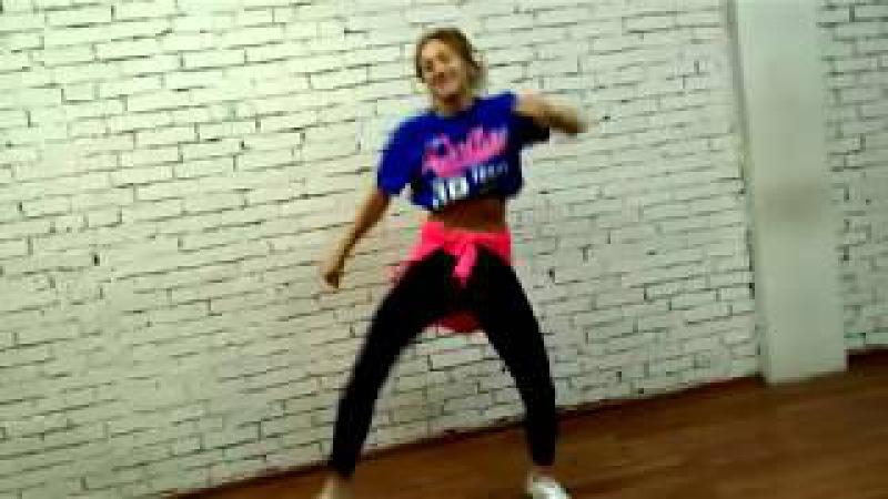 T-killah - Барабан. Танец by Iksania (Just Family Crew)