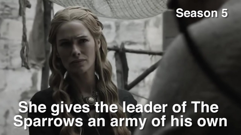 Cersei Lannister_ Game of Thrones Cheat Sheet