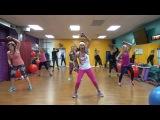 Yvette Bachman - HIIT Cardio/Core Workout | Интенсивная интервальная тренировка
