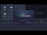 Movavi Video Editor (Видеоредактор) 14.1.1 + ключ активации