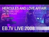 Hercules And Love Affair live in Prague (2008)