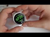 [Обзор] Умные smart часы (Kingwear) KW18