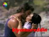 Türk filminde sen misin Kadir İnanıra kur yapan veeeee sonrası manyak öpüşme -Harika Değirmenci & K inanır erotik scene