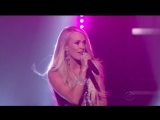 ACM Awards Carrie Underwood Returns to Stage in First Performance Since Accident