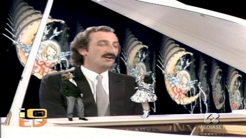 Ricchi e Poveri - Piccolo Amore (Premiatissima 1982)