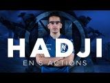 hAdji en 5 actions