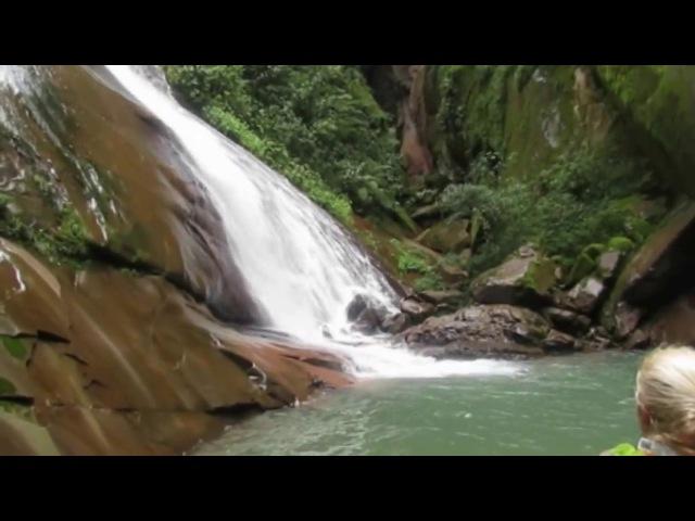 Peruanska amazonie 2017 posvatne vodopady