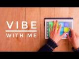 Disten - Vibe With Me (Drum Pad Machine)