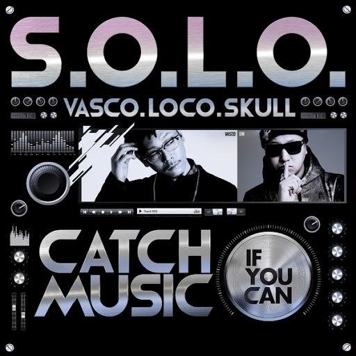 Vasco альбом Catch Music If You Can