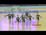 Как в Пермском крае развиваются массовые виды спорта.. Чир спорт