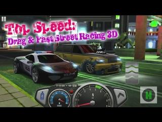 Поляковский Летсплей🎄 Top Speed: Drag & Fast Street Racing 3D🚗