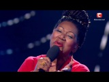 Liz Mitchell of Boney M. in Russian Show - Bahama Mama