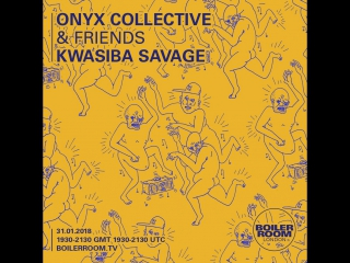 Onyx Collective & Friends