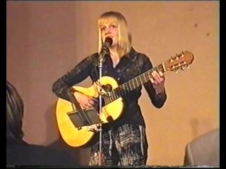 Наталья Гормакова на Вечере у Толочко 06.03.2004г.(Золотая Коллекция)