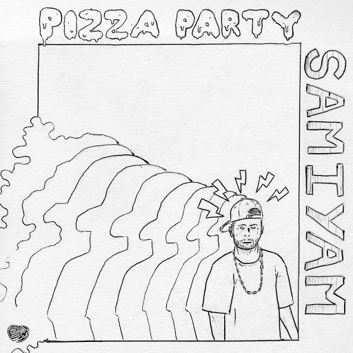 Samiyam альбом Pizza Party