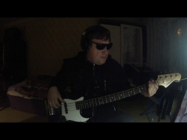 Huey lewis and the news the power of love biggiz bass cover show