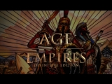 Age of Empires Definitive Edition - E3 2017 Announce Trailer
