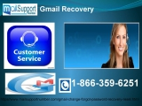 Approach Our Gmail Experts To Regain Gmail Recovery 1-866-359-6251