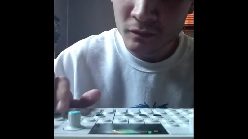 Decided to treat myself and buy an op 1 in manchester still wrapping my head around its capabilities but here's something i pu
