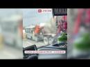 Один человек погиб и 12 пострадали в массовом ДТП на трассе под Ростовом на Дону 1