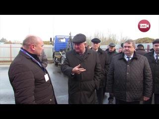 Как спастись от мусора объяснял заместитель губернатора