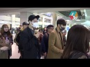 180309 MoreForms Media - #CNBLUE Arrived Incheon Airport Back from JP