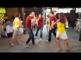 Ruedero – Wedding dance Sasha, Masha and Ruedero [rueda de casino]