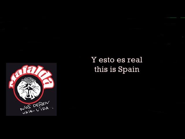 Made in Spain - Mafalda