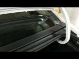 Жабо без скотча для заднего стекла Lada Vesta