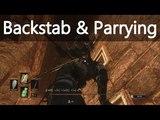 Skyrim - DarkSouls Backstab &amp Parry MOD