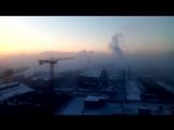 утро,-20.25 линия Васильевский остров,ЖК Палацио